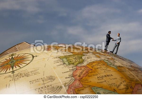affaires globales - csp0222250