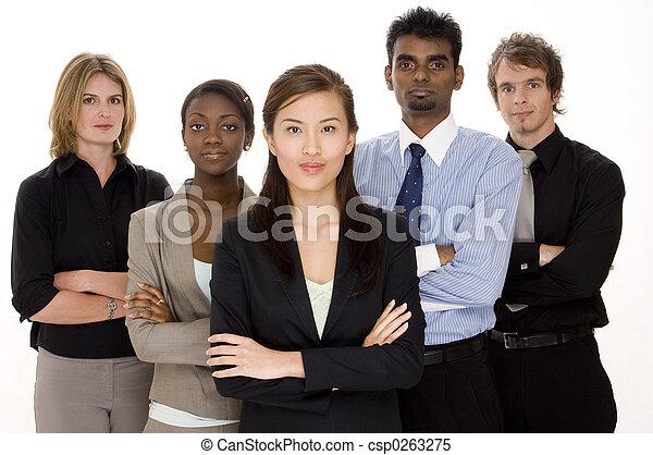 affaires sérieuses, équipe - csp0263275