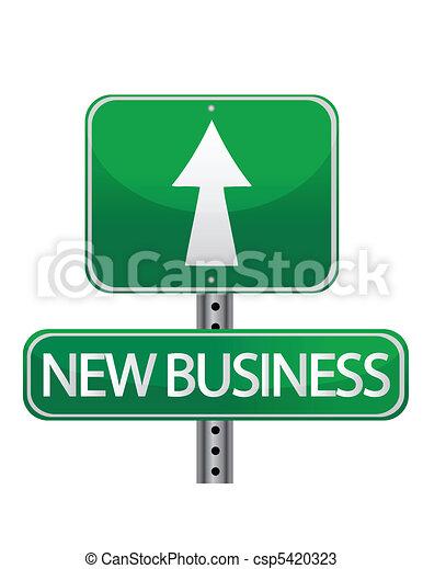 affari nuovi - csp5420323