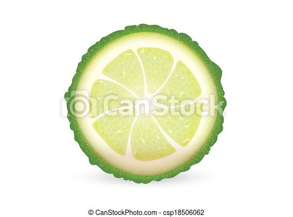 affettato, agrume - csp18506062