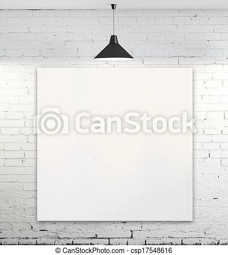 affisch, rum - csp17548616