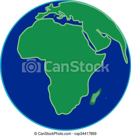 Africa - csp34417869