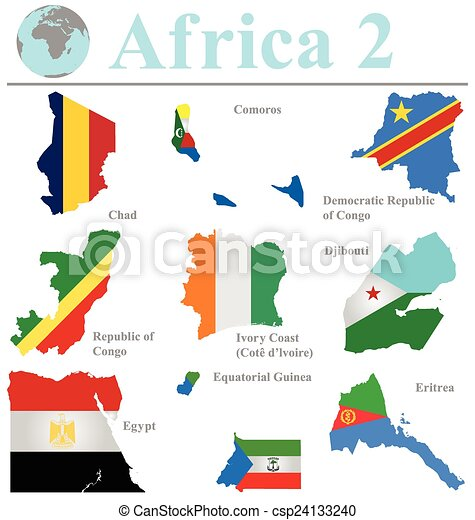 Africa Collection 2 - csp24133240