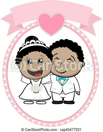 african american  couple - csp43477231