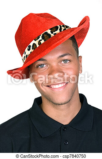 African American Man - csp7840750
