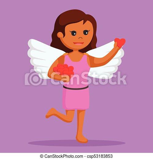 Female cupid