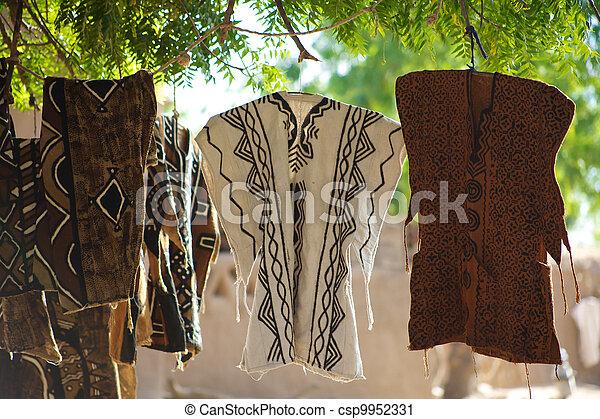African handicraft - csp9952331