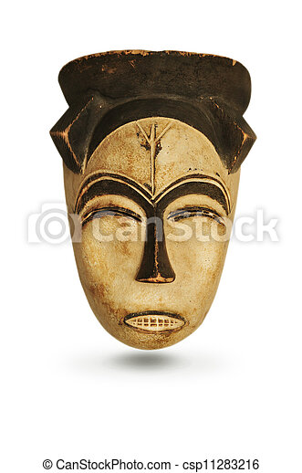 African Mask - csp11283216