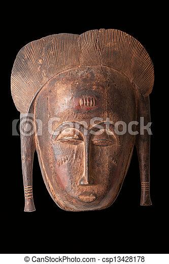 African mask - csp13428178