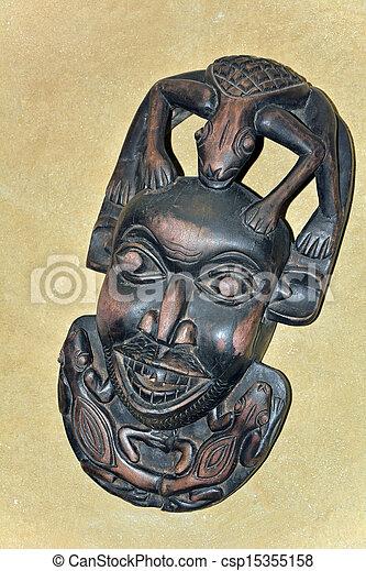 African mask - csp15355158
