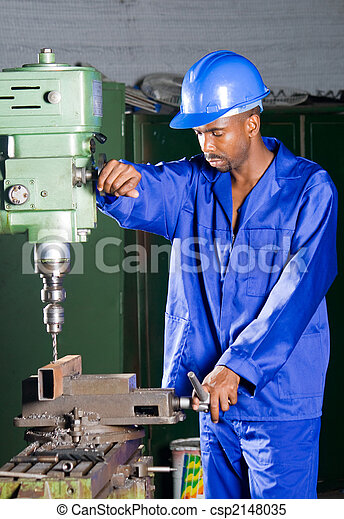 African mechanic using a machine stock images - Search Stock Photos ...
