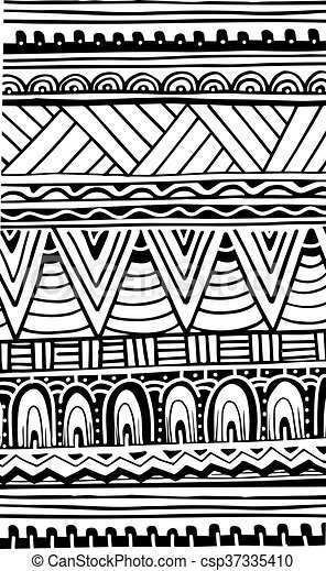 African pattern Inspiration African Pattern