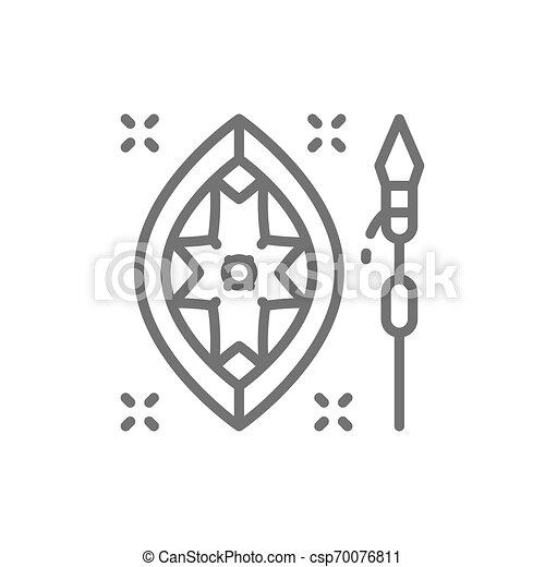 Masai shield Illustrations and Clip Art  26 Masai shield royalty