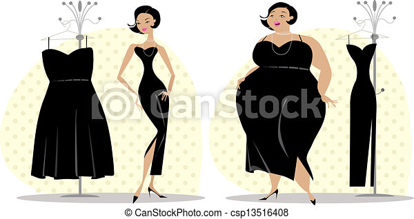 After and before diet - csp13516408