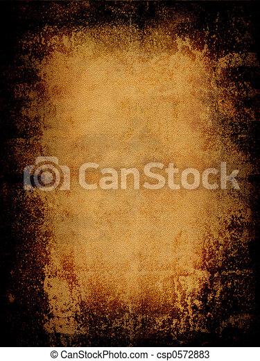 aged background - csp0572883