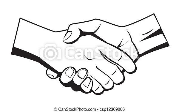 agitação mão - csp12369006