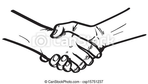 agitação mão - csp15751237