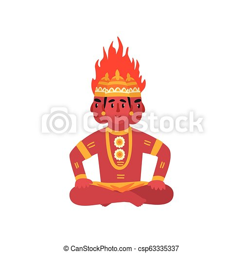 Indisk Gud