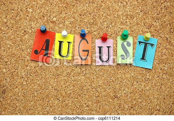 Agosto - csp6111214