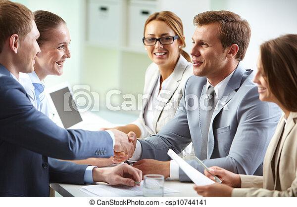 Agreement - csp10744141