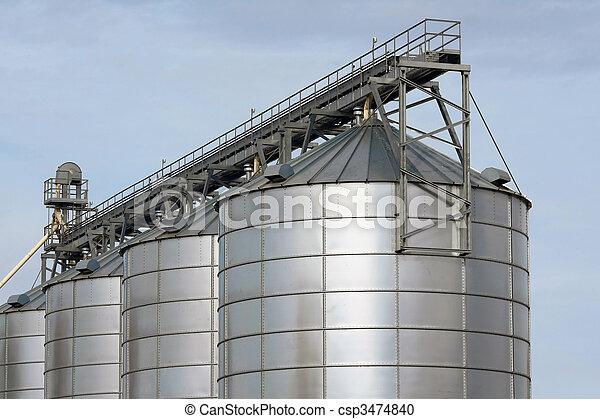 agricole, tanks réservoirs - csp3474840