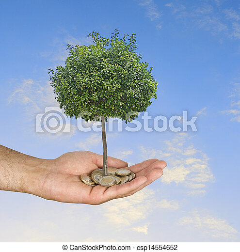 agricultura, inversión - csp14554652