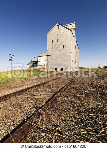 Agricultural building. - csp1604220