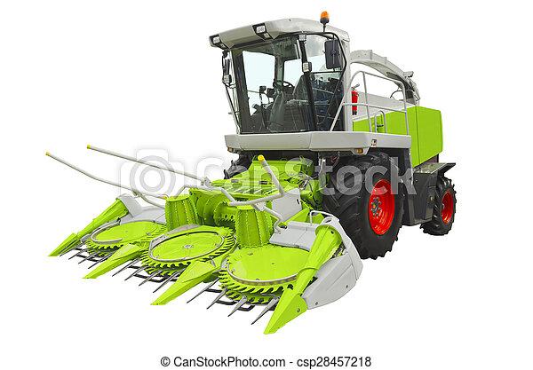 Agricultural harvester - csp28457218