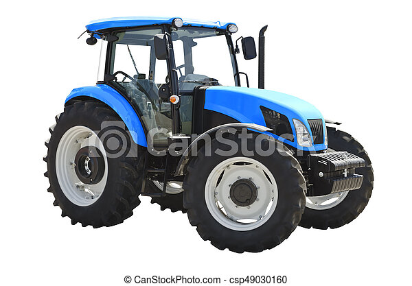 Agricultural tractor - csp49030160