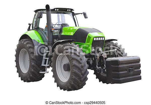 Agricultural tractor - csp29440505