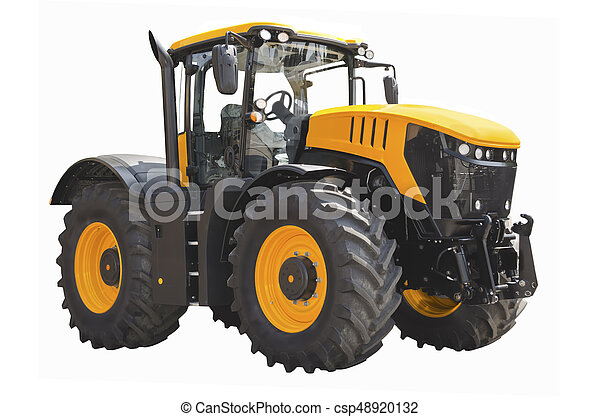 Agricultural tractor - csp48920132