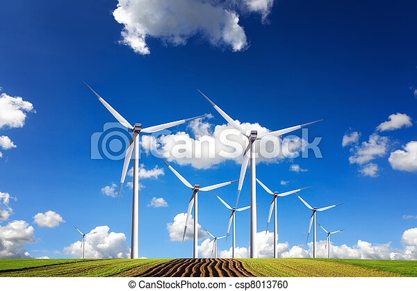 Agriculture and Industry - csp8013760