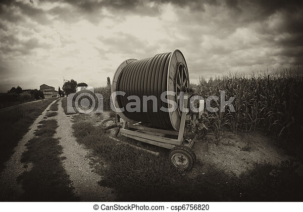 Agriculture Machinery, Italy - csp6756820