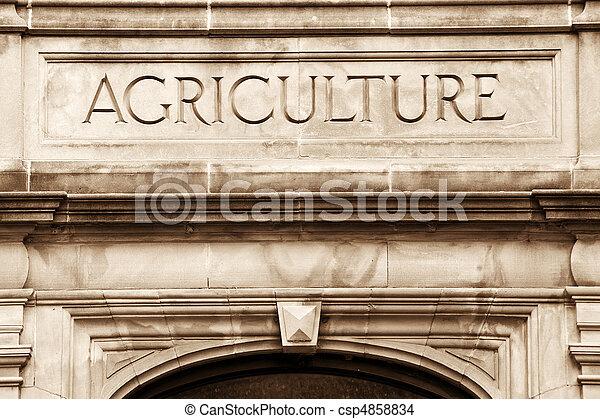 agriculture - csp4858834