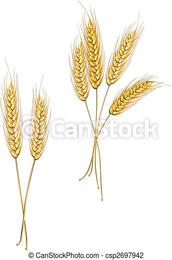 Agriculture symbols - csp2697942