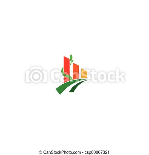 Agriculture, Tree ,leaf icon - csp80067321