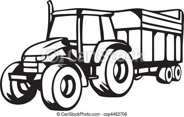 Agriculture Vehicles - csp4462706