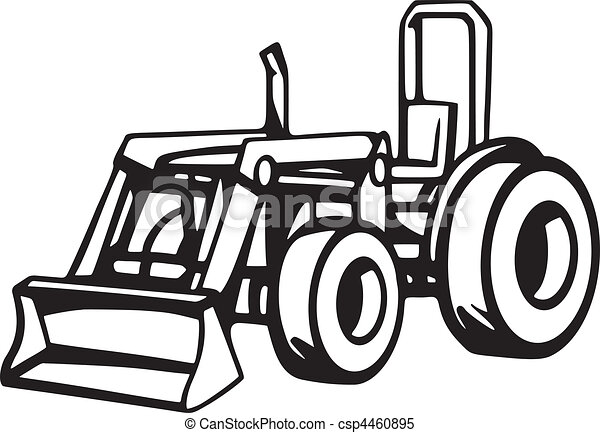 Agriculture Vehicles - csp4460895