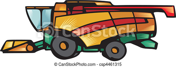 Agriculture Vehicles - csp4461315