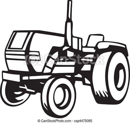 Agriculture Vehicles - csp4475085