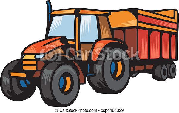 Agriculture Vehicles - csp4464329