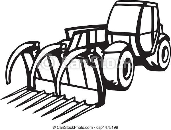 Agriculture Vehicles - csp4475199