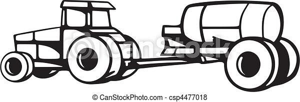 Agriculture Vehicles - csp4477018