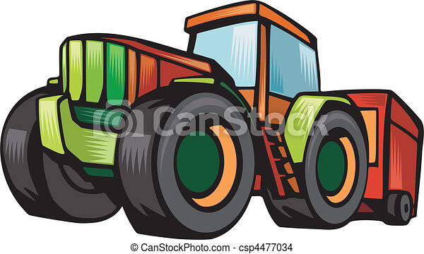 Agriculture Vehicles - csp4477034