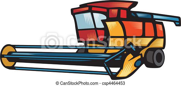 Agriculture Vehicles - csp4464453