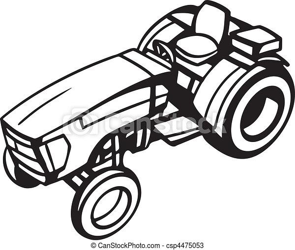 Agriculture Vehicles - csp4475053