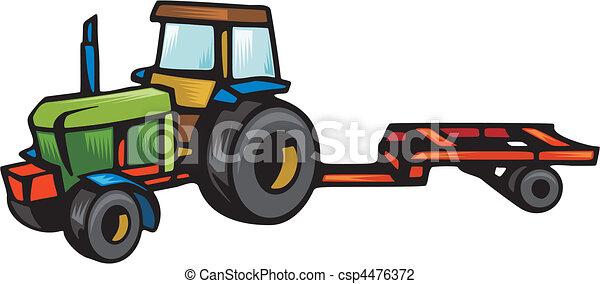 Agriculture Vehicles - csp4476372