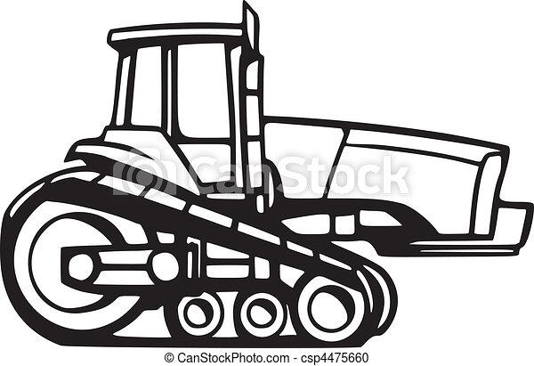 Agriculture Vehicles - csp4475660