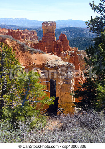 Agua Canyon - csp48008306