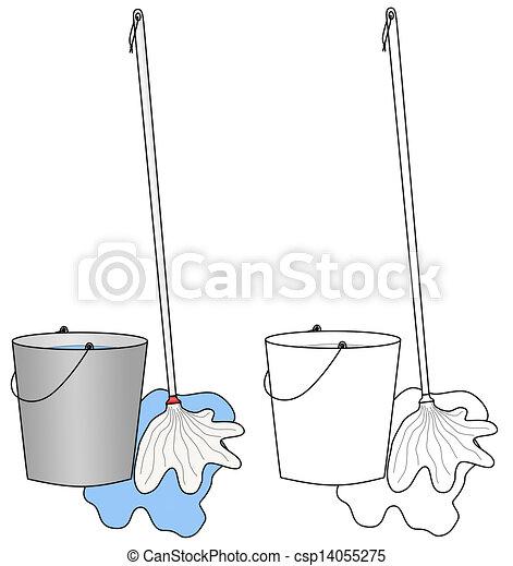 piso para colorear agua escoba friegue cubo o limpieza pool piso escoba trapeador colorless riegue cubo